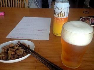 20110716昼酒