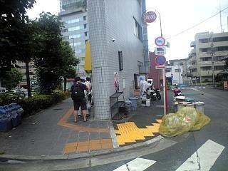 20110730ラーメン二郎三田本店(その1)