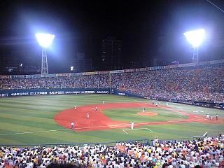 20110820横浜球場(その2)