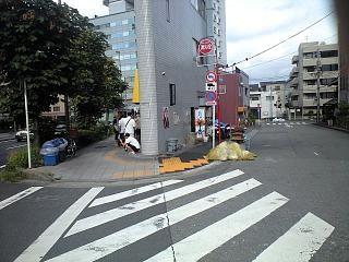 20110903ラーメン二郎三田本店(その1)