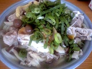 20110918日の出製麺所うどん(その1)