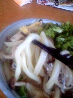 20110918日の出製麺所うどん(その2)