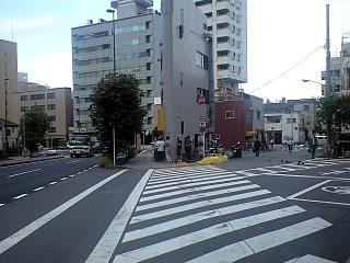 20111001ラーメン二郎三田本店(その1)