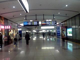 20111003品川駅