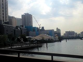 20111008品川風景