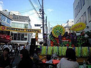 20111010自由が丘女神祭り(その5)