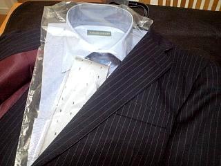20111105スーツお仕立て