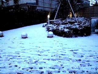 20120124雪道(その1)