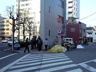 20120128ラーメン二郎三田本店(その1)