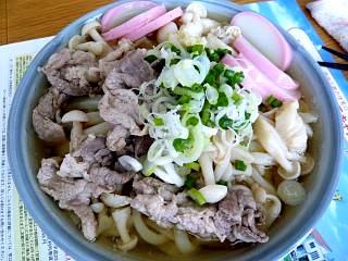 20110807日の出製麺所うどん(その2)
