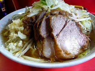 20110827ラーメン二郎三田本店(その3)