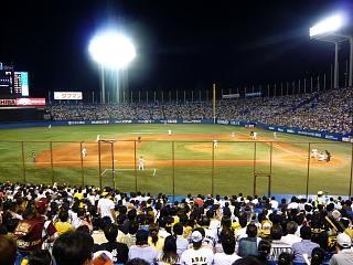 20110910神宮球場(その1)