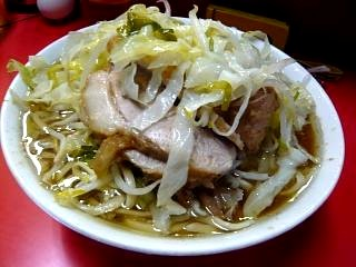 20111001ラーメン二郎三田本店(その12)