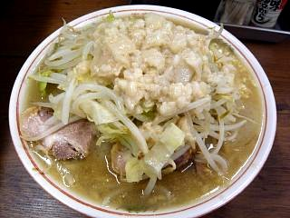 20111008ラーメン二郎品川店(その3)