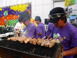 20111010自由が丘女神祭り(その4)