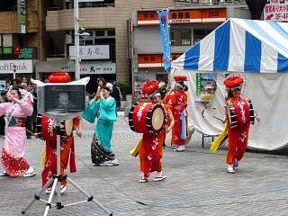 20111012岩手さんさ踊り(その1)