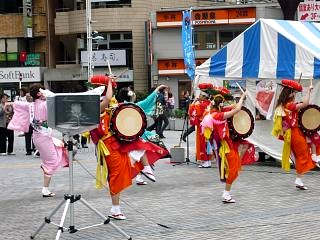 20111012岩手さんさ踊り(その2)