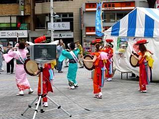 20111012岩手さんさ踊り(その3)