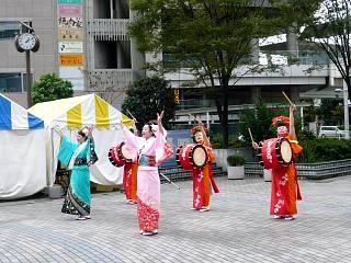 20111012岩手さんさ踊り(その4)