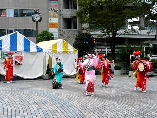 20111012岩手さんさ踊り(その6)