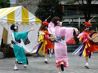 20111012岩手さんさ踊り(その7)