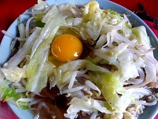20111105ラーメン二郎三田本店(その6)