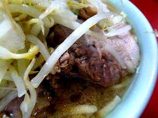 20111112ラーメン二郎中山駅前店(その3)