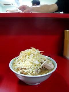 20111112ラーメン二郎中山駅前店(その1)