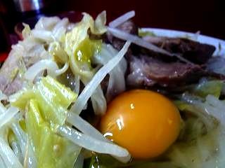 20111126ラーメン二郎三田本店(その7)
