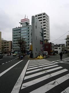 20120121ラーメン二郎三田本店(その1)