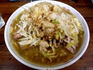 20110211ラーメン二郎品川店(その2)