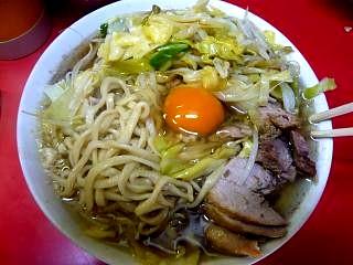 20120319ラーメン二郎三田本店(その5)
