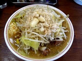 20120320ラーメン二郎品川店(その1)