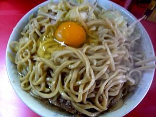 20120331ラーメン二郎三田本店(その6)