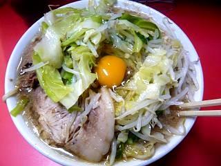 20120414ラーメン二郎三田本店(その9)