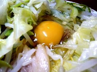 20120414ラーメン二郎三田本店(その10)