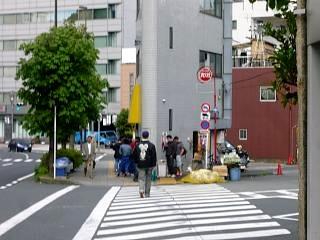 20120512ラーメン二郎三田本店(その1)