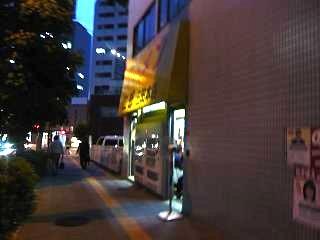 20120516ラーメン二郎三田本店(その1)