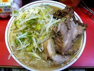 20120516ラーメン二郎三田本店(その6)