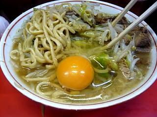 20120516ラーメン二郎三田本店(その10)