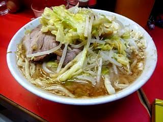 20120519ラーメン二郎三田本店(その3)