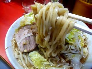 20120519ラーメン二郎三田本店(その5)