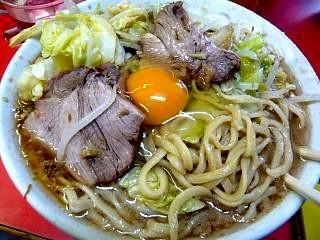 20120519ラーメン二郎三田本店(その7)