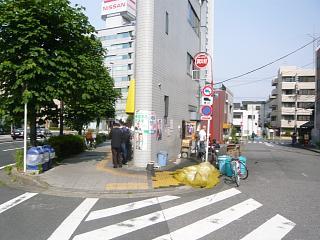 20120602ラーメン二郎三田本店(その1)