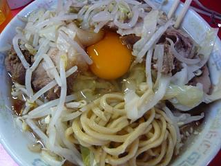 20120602ラーメン二郎三田本店(その7)