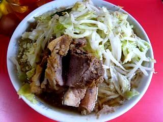 20120616ラーメン二郎三田本店(その5)