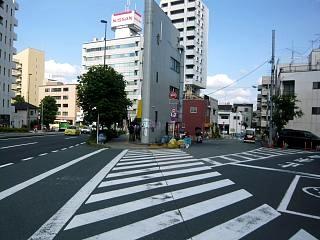 20120630ラーメン二郎三田本店(その1)