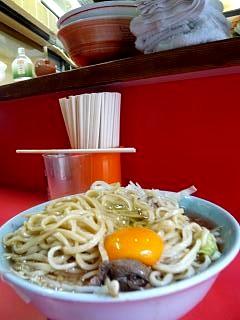 20120707ラーメン二郎三田本店(その8)