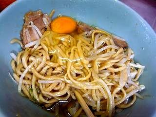 20120714ラーメン二郎三田本店(その5)
