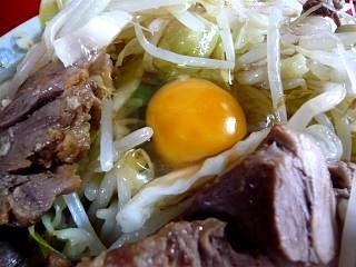 20120805ラーメン二郎三田本店(その10)